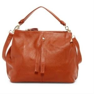 Classic 100% Genuine Leather Hobo Bag